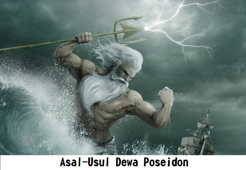 Asal-Usul Dewa Poseidon