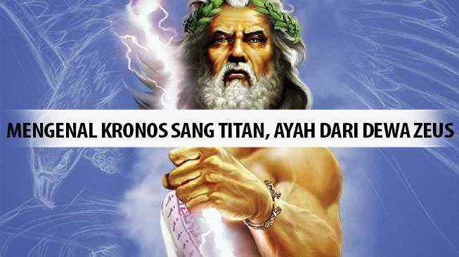 Mengenal Ayah dari Zeus
