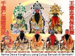 Dewa Konghucu