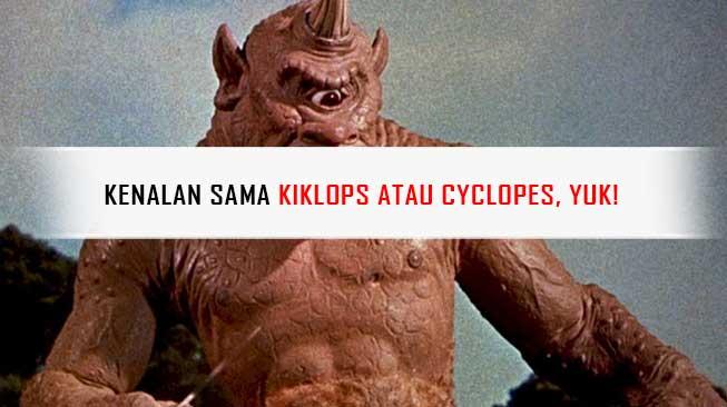 Kiklops atau Cyclopes