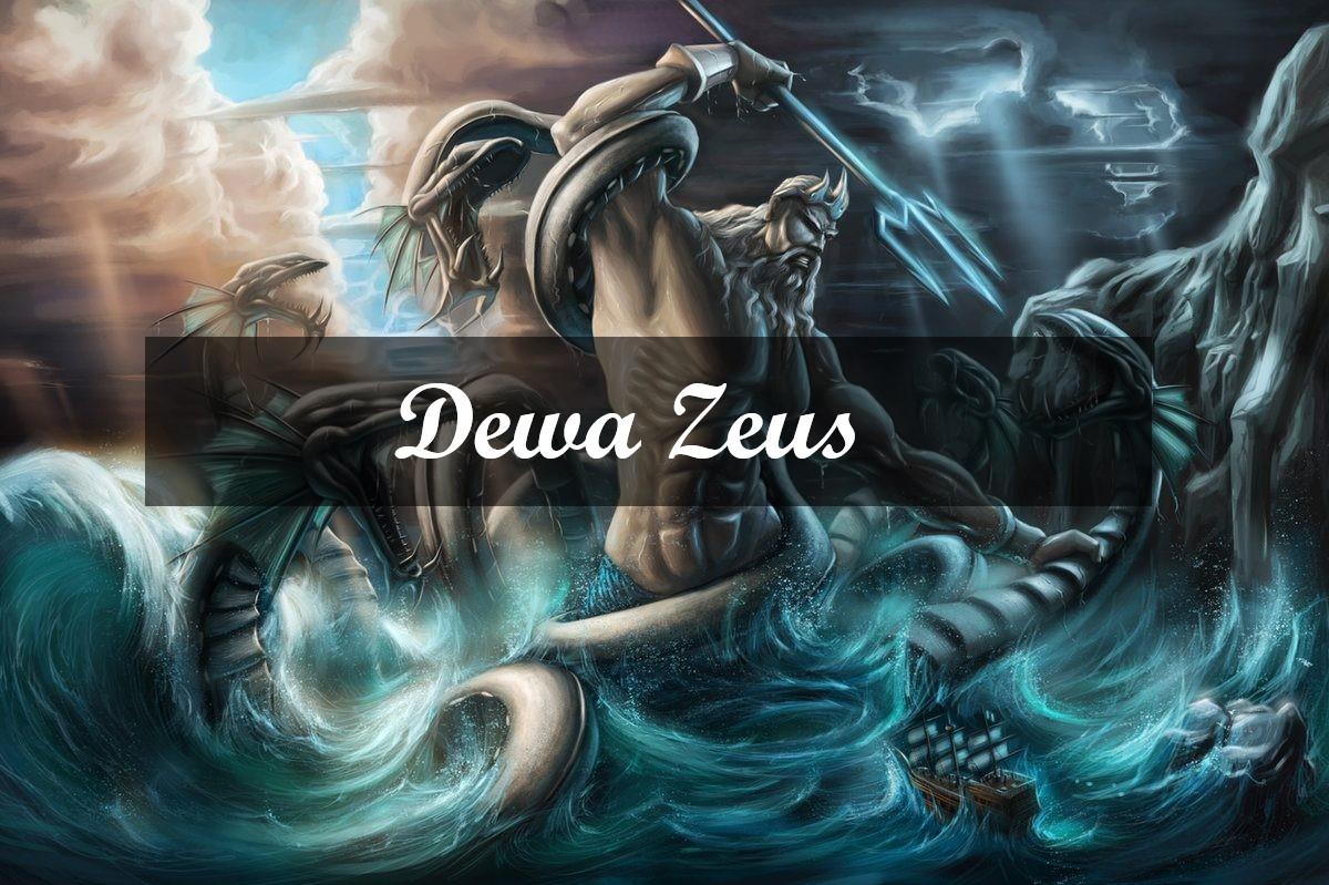 Dewa Yunani Zeus